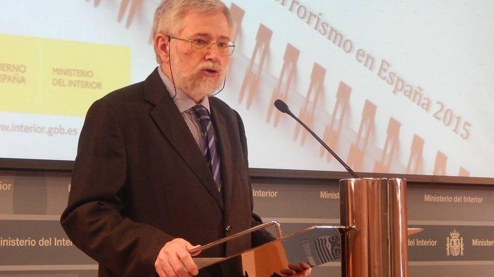 Foto: Florencio Domínguez. (Ministerio del Interior)
