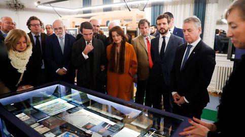 La viuda de Ordóñez ante Aznar, Casado y Urkullu: Los violentos están en el Congreso