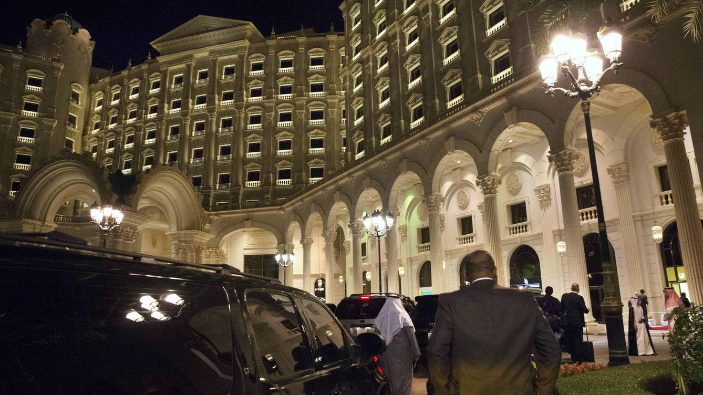 El hotel de cinco estrellas convertido en prisión para los príncipes saudíes