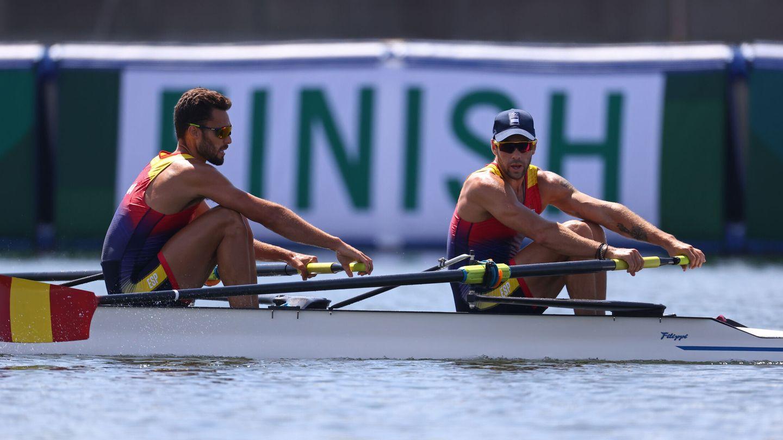 García y Canalejo. (Reuters)