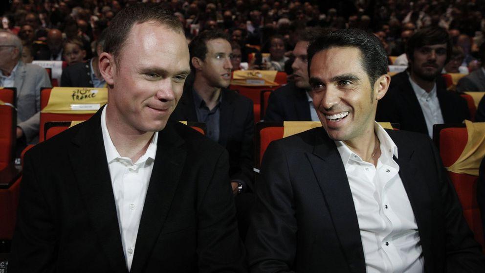 Froome acepta el reto de ganar el Giro (y los dos millones de euros de Israel)