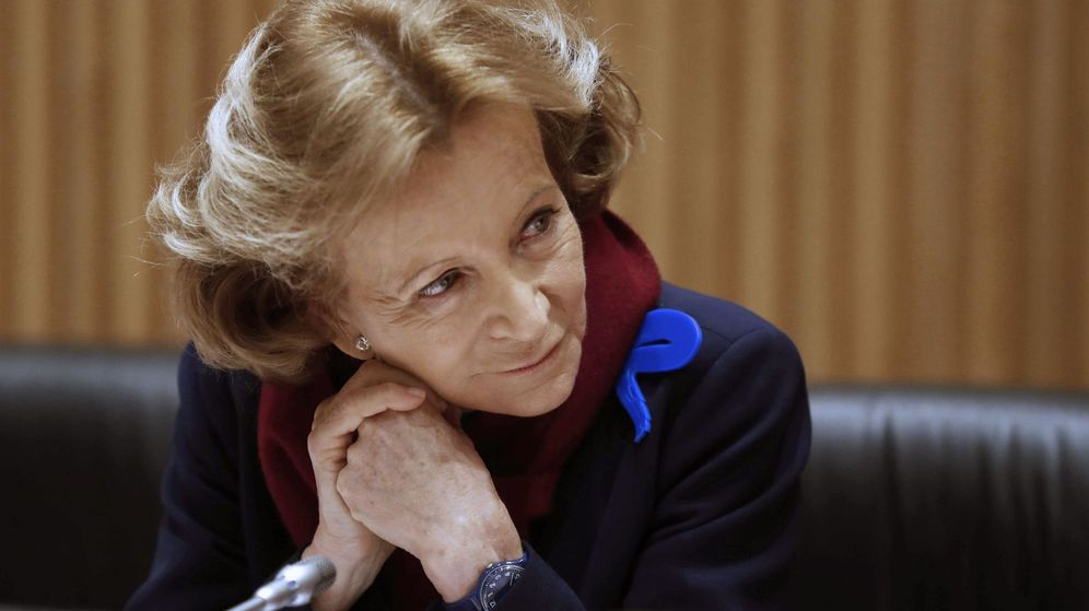 Foto: La ex vicepresidenta económica, Elena Salgado (Efe)