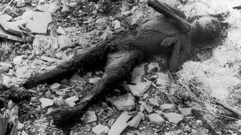 ¿Quién es el niño carbonizado de Nagasaki? Ahora lo sabemos