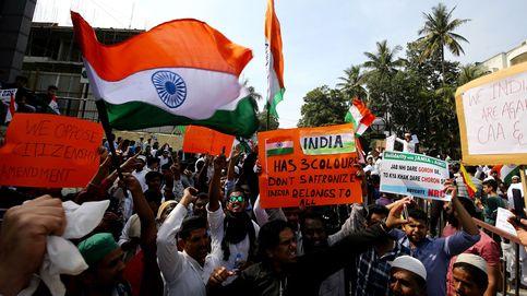 Un 'gandhianismo musulmán' inédito planta cara al supremacismo hindú en India