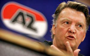 Foto: Stoichkov insulta a Van Gaal
