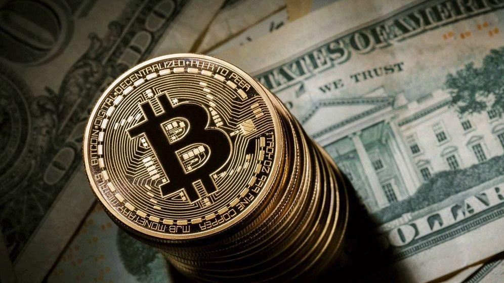 Foto: El Bitcoin está fuera de control. (EC)