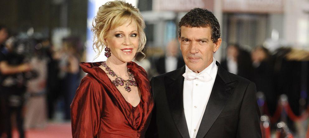 Melanie Griffith solicita el divorcio a Antonio Banderas