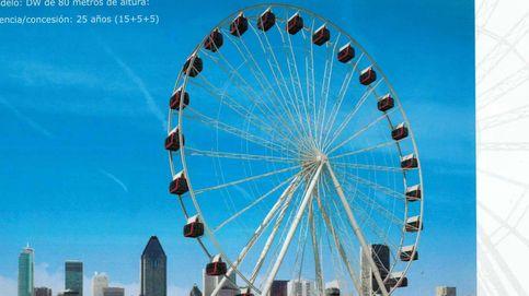 El London Eye madrileño con una inversión de 20 millones que rechazó Carmena