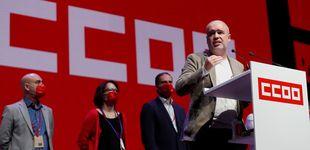 Post de La exhibición de voz y voto de Unai Sordo en la fiesta de CCOO