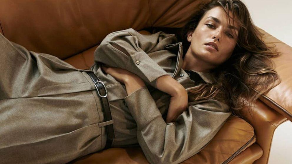 Massimo Dutti tiene el cinturón negro que sienta de maravilla con cualquier look