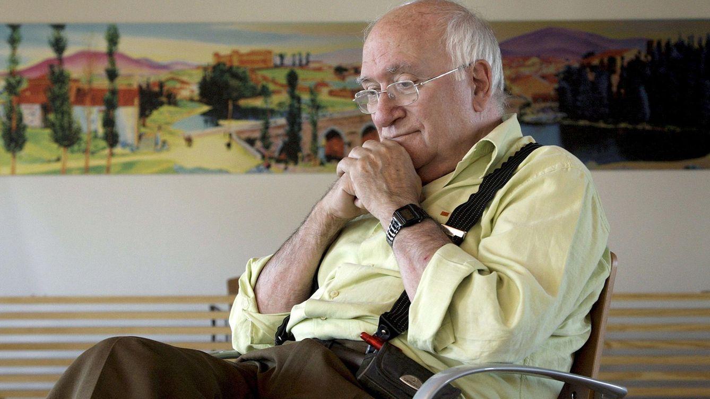 Foto: Vicente Aranda, responsable de películas como Amantes o Juana, la loca, que ha fallecido hoy a los 88 años. EFE/Raúl Sanchidrián