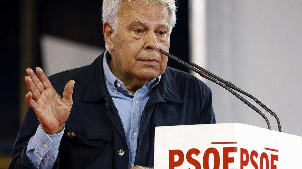 Felipe González: Viajaré a Caracas y hablaré en el Congreso de EEUU
