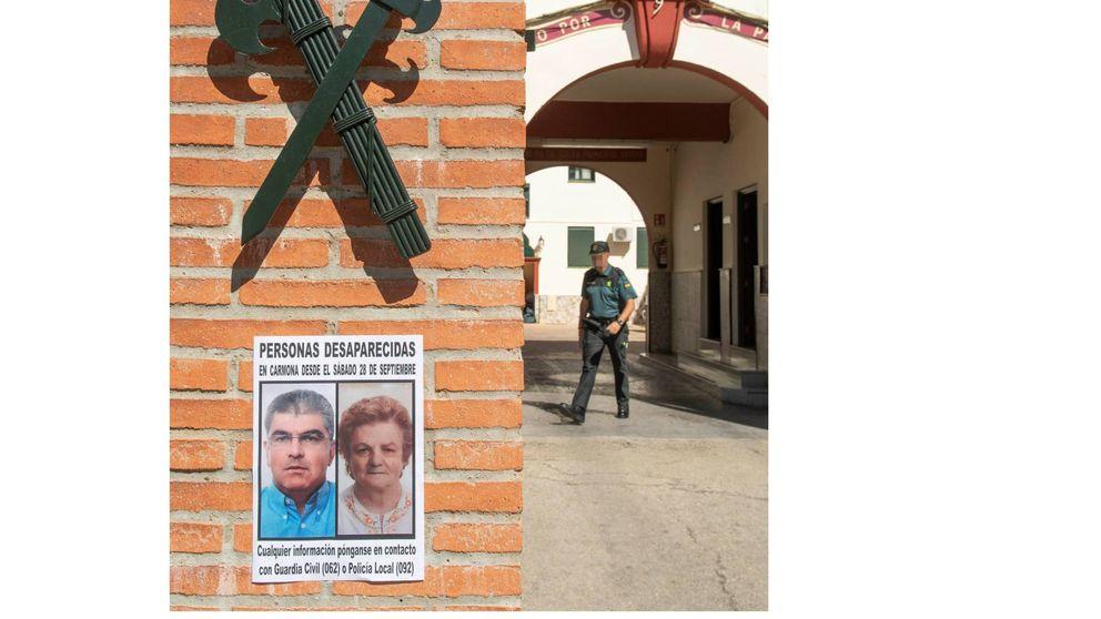 Hallan el cuerpo sin vida del hombre que desapareció junto a su madre en Carmona
