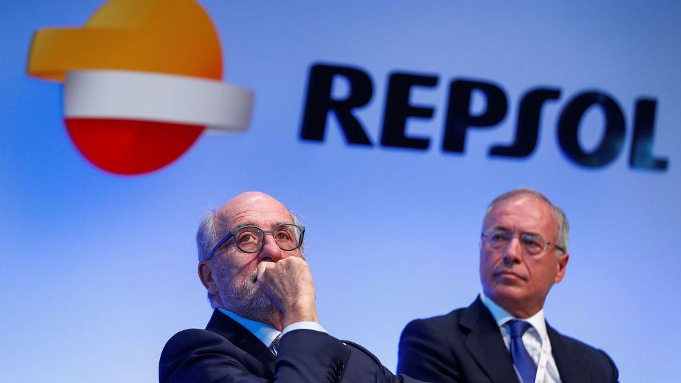 Los dueños reales de Repsol respaldan la continuidad de Brufau hasta los 75 años