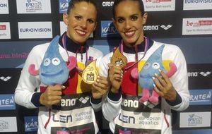 Carbonell y Klamburg se tienen que conformar con el bronce en el dúo