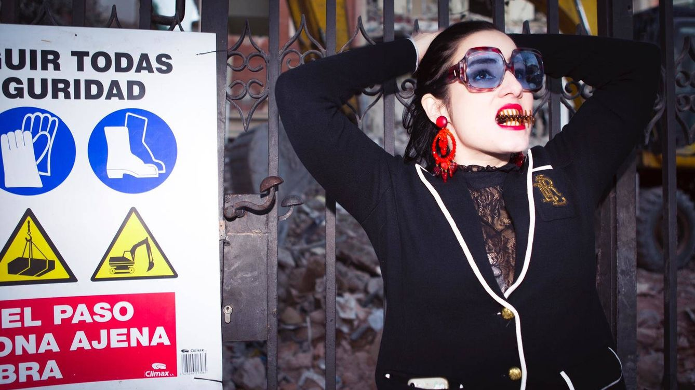 Jimina Sabadú: En España, la única forma de prosperar es salir en televisión