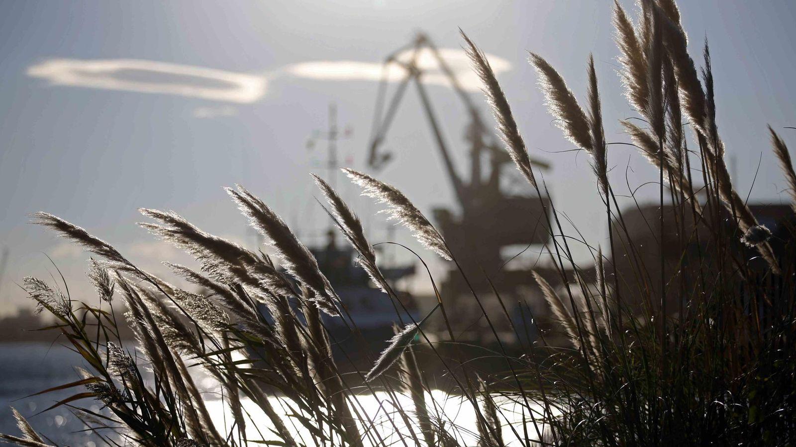 Foto: Planta de ArcelorMittal cerca de Marsella, en Francia (Reuters)