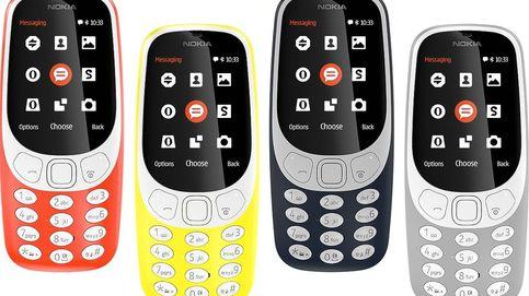 El retorno del ladrillo: Nokia resucita su 3310 (y sí, viene con la serpiente)