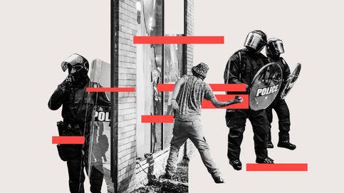 'Rastreadores de covid': Fatiga, desobediencia y explosión del descontento