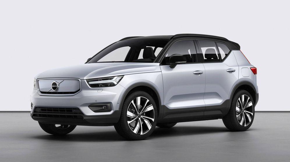 Así es el primer coche eléctrico de Volvo (con una prometedora autonomía) #coches