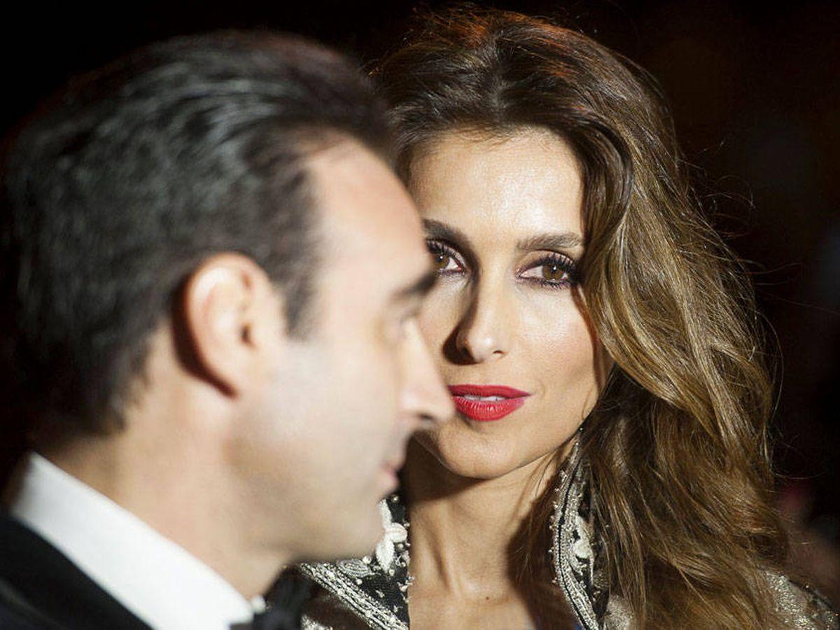 Foto: Enrique Ponce y Paloma Cuevas. (Cordon Press)