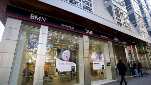Liberbank se interesa por BMN tras la suspensión de su salida a bolsa
