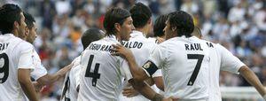 Cristiano Ronaldo pone líder al Real Madrid