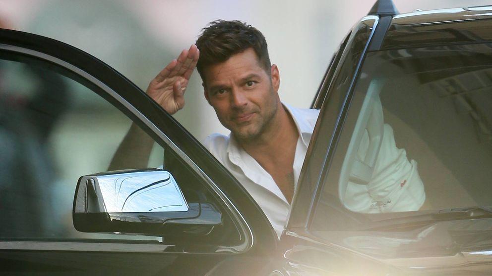 Ricky Martin confiesa que estaba enamorado de John Travolta