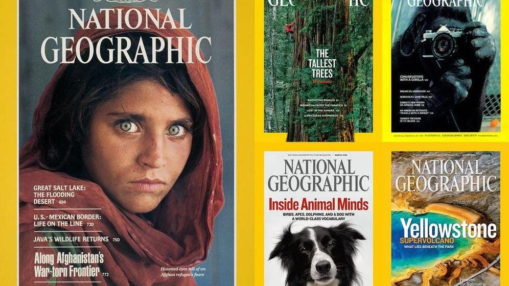 Foto: National Geographic era propiedad de una entidad sin ánimo de lucro. (EC)