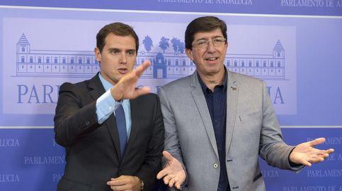 C's Andalucía seguirá apoyando a Díaz aunque haya acuerdo Rajoy-Rivera