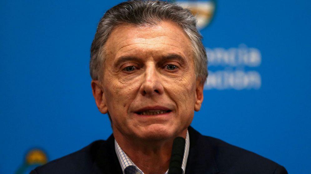 Foto: Mauricio Macri. (Reuters)