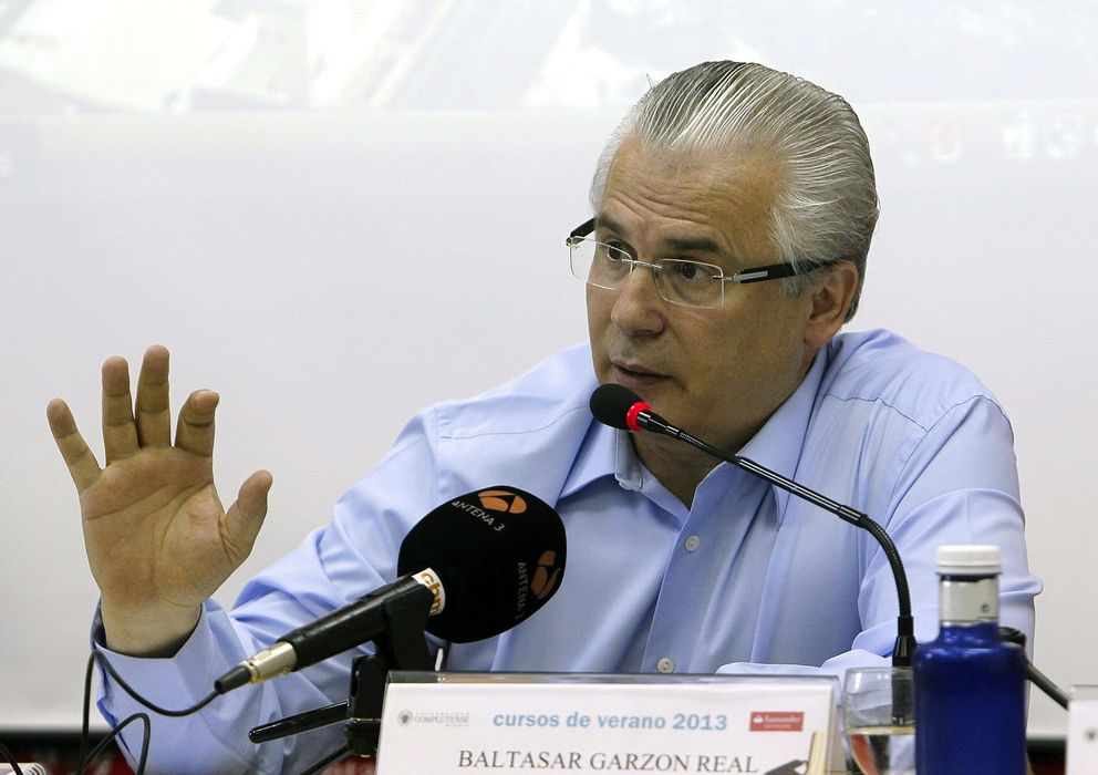 Foto: Baltasar Garzón (Efe)