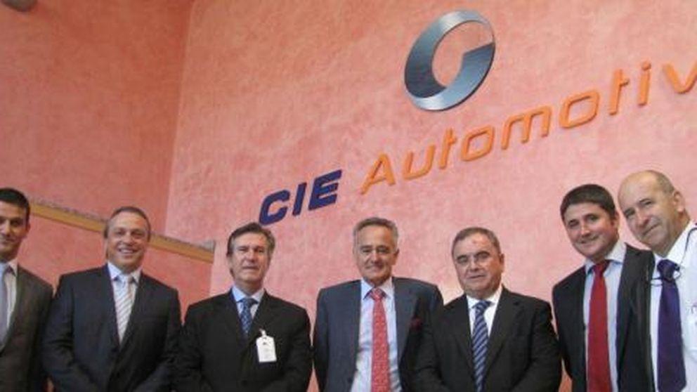 Cie Automotive sacará a Bolsa hasta un 34,4% de Dominion para captar 150 millones