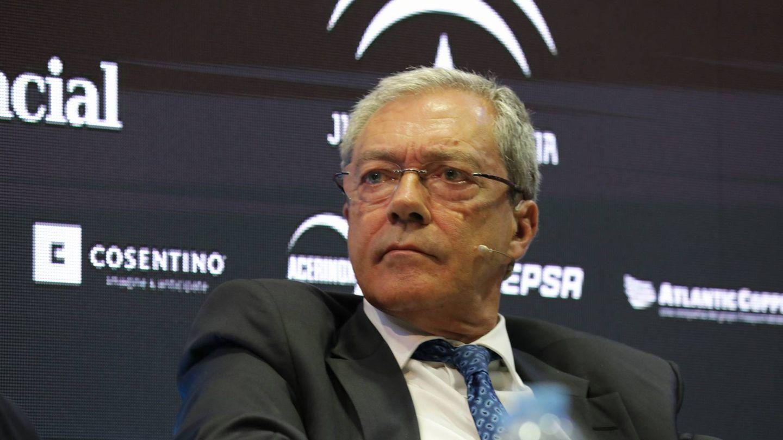 Rogelio Velasco Pérez, consejero de Transformación Económica y Universidad de la Junta.