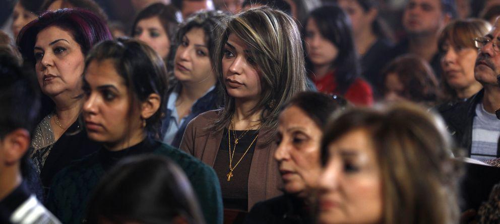 Resultado de imagen para cristianos en irak