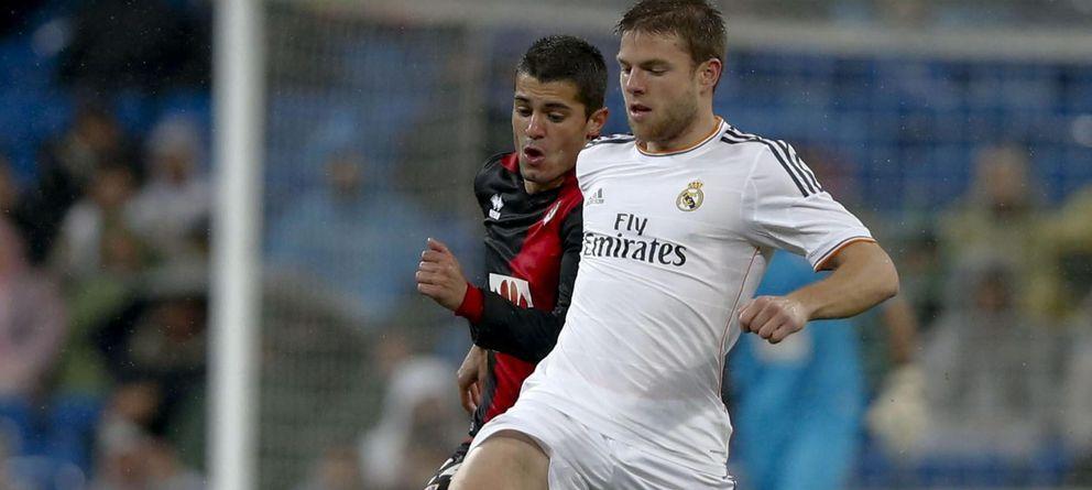 Foto: Illarra acabó perdiendo importancia en el Real Madrid el curso pasado (EFE).