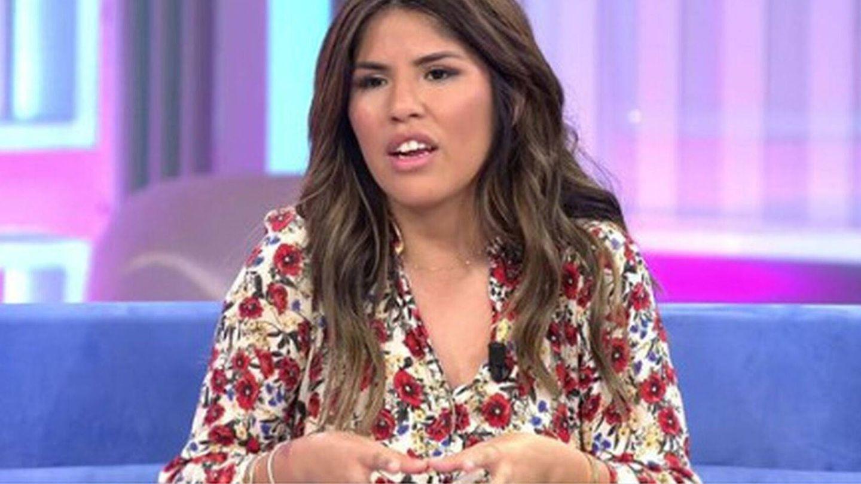 Isa Pantoja, en 'El programa de AR'. (Telecinco)