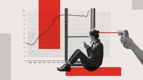 La deuda pública se descontrola: no dejará de crecer ni con la recuperación