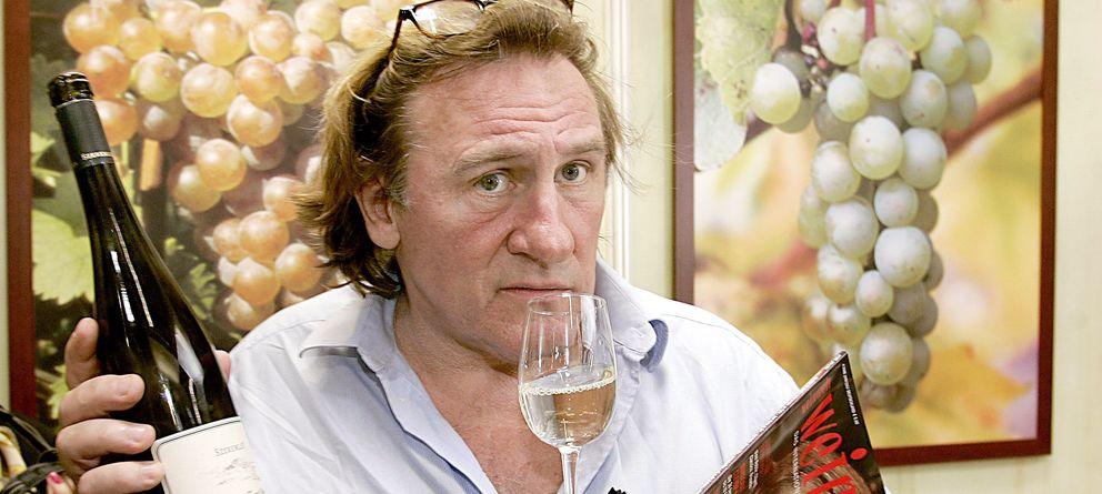Foto: El actor Gerard Depardieu en una imagen de archivo en 2005 (Gtres)