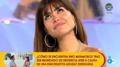 Miriam Saavedra sufre un ataque tras enfrentarse a Carlos Lozano y Rafa Mora