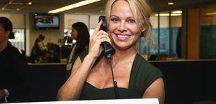 Post de ¿Es Pamela Anderson la responsable de que Francia esté en la final del Mundial?