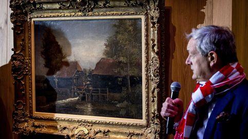 Exponen 'El molino de agua' de Van Gogh