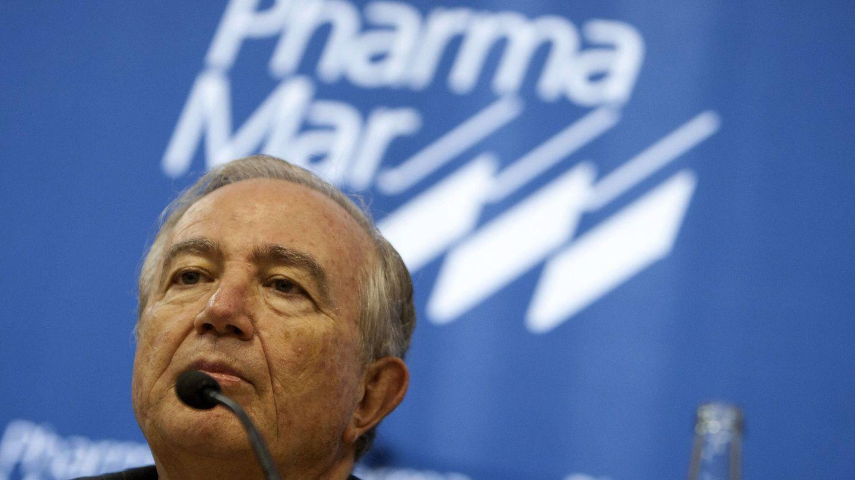 El presidente del Grupo Pharma Mar, José María Fernández Sousa-Faro. (EFE)