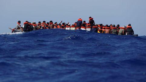Rescates en el Mediterráneo