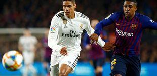 Post de La 'bombita' de Varane al Real Madrid y su enfado porque no está valorado