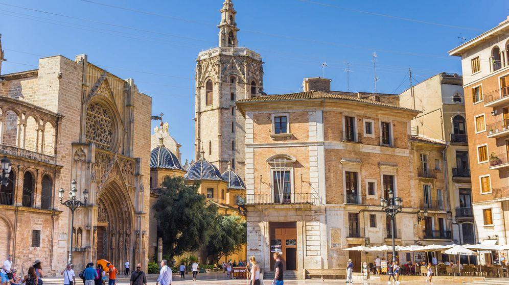 Foto: Plaza de la Virgen en Valencia. (iStock)