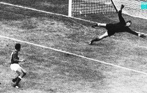 Inglaterra '66: el Mundial del 'gol fantasma'