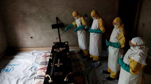Dentro de la zona cero del ébola