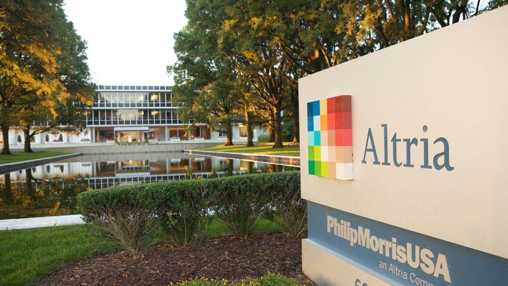 Foto: Altria y Philip Morris negocian el fin de su divorcio con una fusión entre iguales