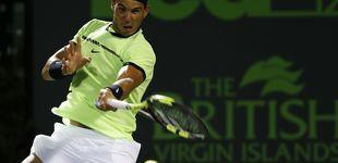 Post de La final de Miami, otro asalto con Federer para ver si Nadal recupera su aura